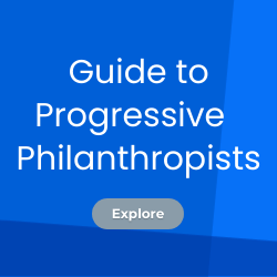 Progressive Philanthropists Banner