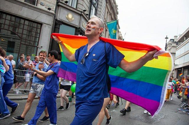 LGBTQ health