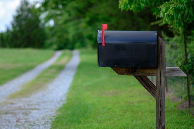 Mailbox rural america