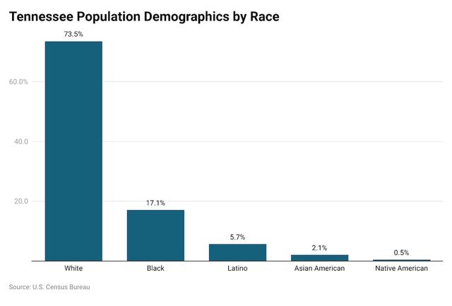Tennessee demographics