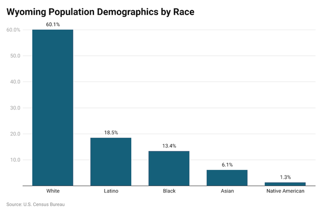 Wyoming Demographics