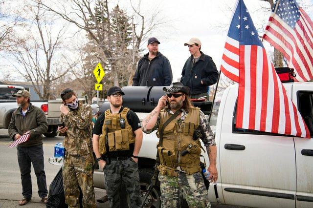Right wing militia