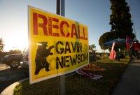 Newsom recall